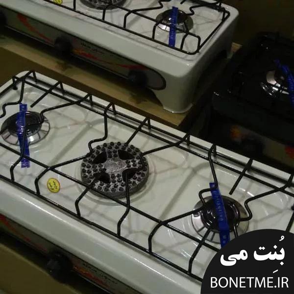 اجاق گاز رومیزی شهرری ورامین