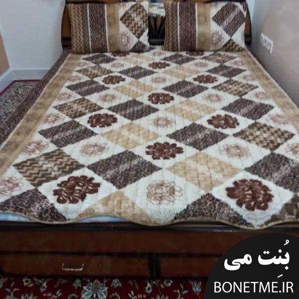 تخت ۱ نفره و ۲ نفره با تشک