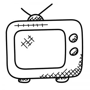 تلویزیون و پروژکتور