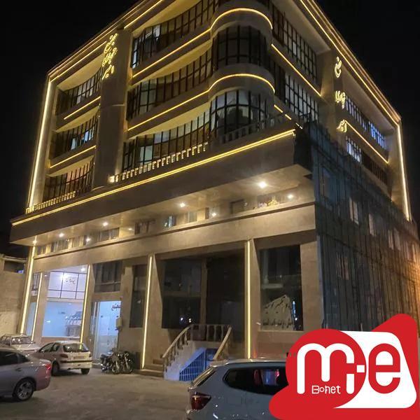 دفتر اداری تجاری میدان شهدا