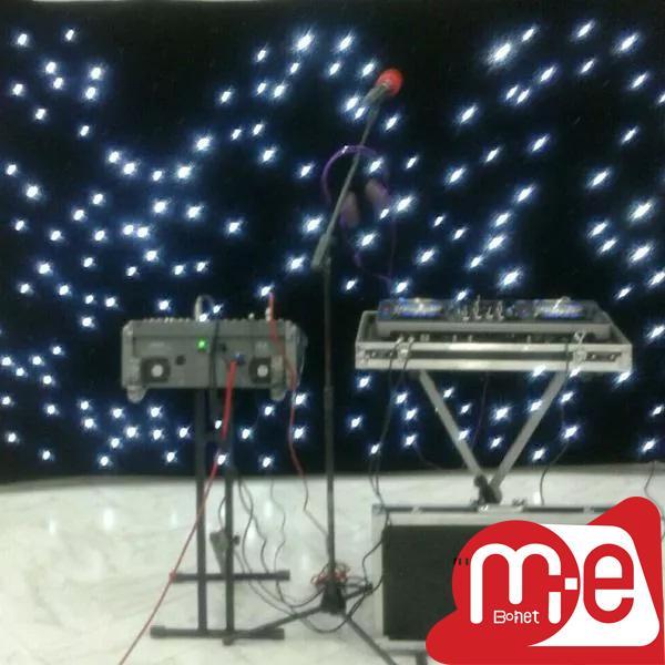 اجرای حرفه ای دیجی و گروه موزیک زنده