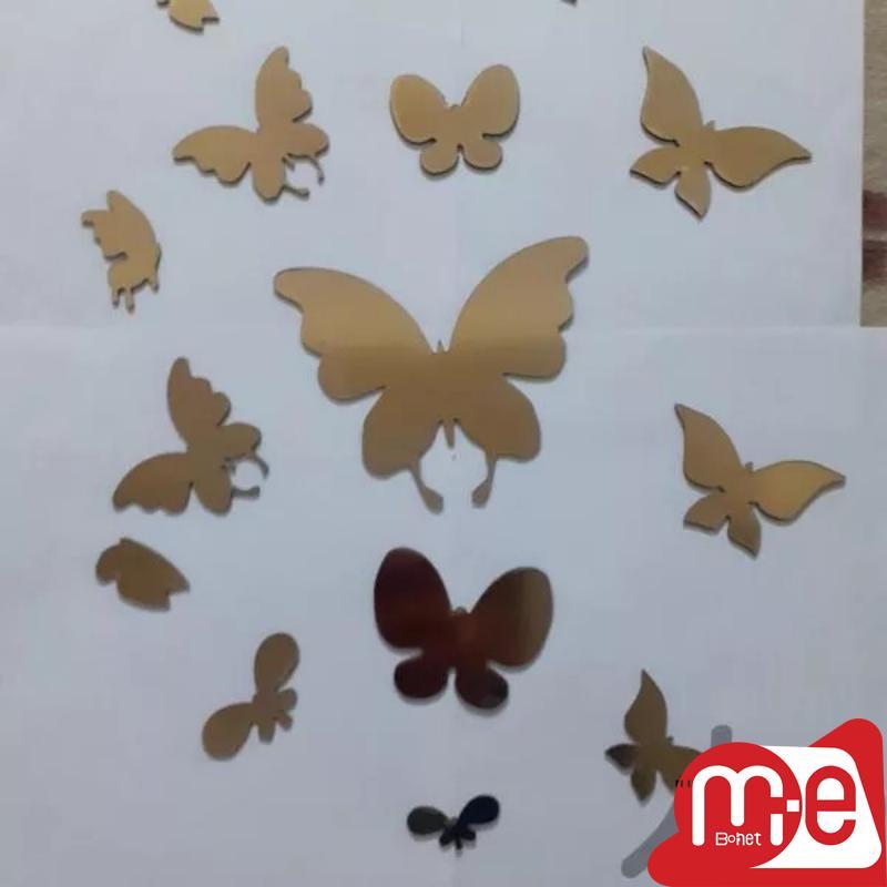 مجموعه پروانه های تزینی