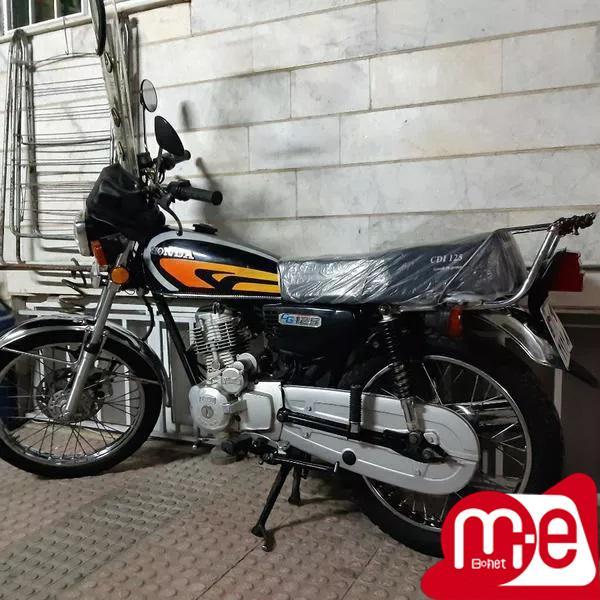 موتور سیکلت مدل ۹۰ پنج دنده ۱۵۰