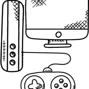 کنسول بازی دیجیتال