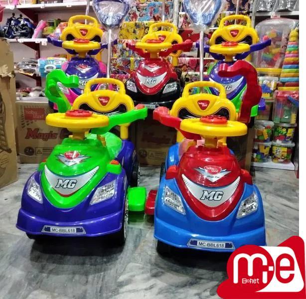 سه چرخه ماشین حمل کودک