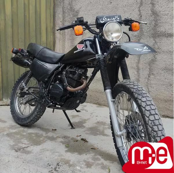 موتور اکسل 150