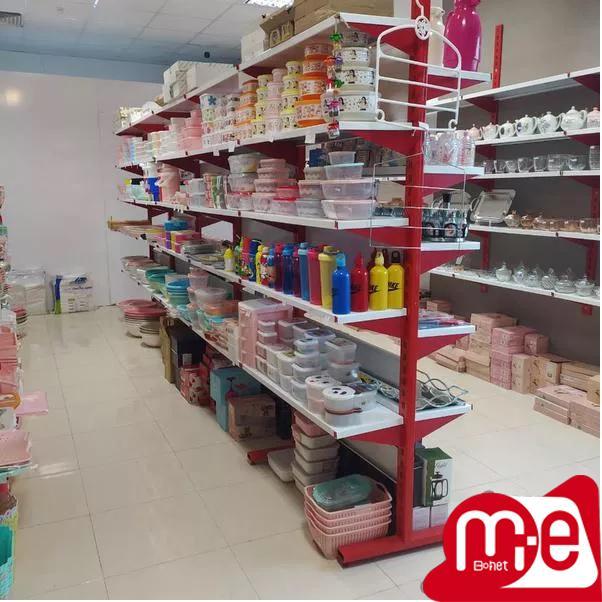 مغازه 56/5 متراژ جم 1 معاوضه با آپارتمان در مشهد