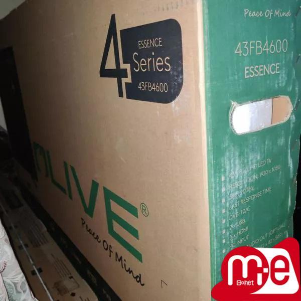 تلویزیون ۴۳ الیو ترکیه گارانتی فول اچ دی 43fb4600