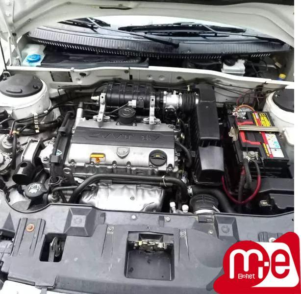 سمند LX EF7 گازسوز، مدل ۱۳۹۶