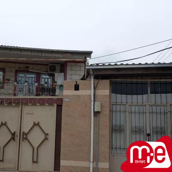 خانه دو طبقه حیاط دار.متراژ ۲۰۵ متر.روستای نصرآباد