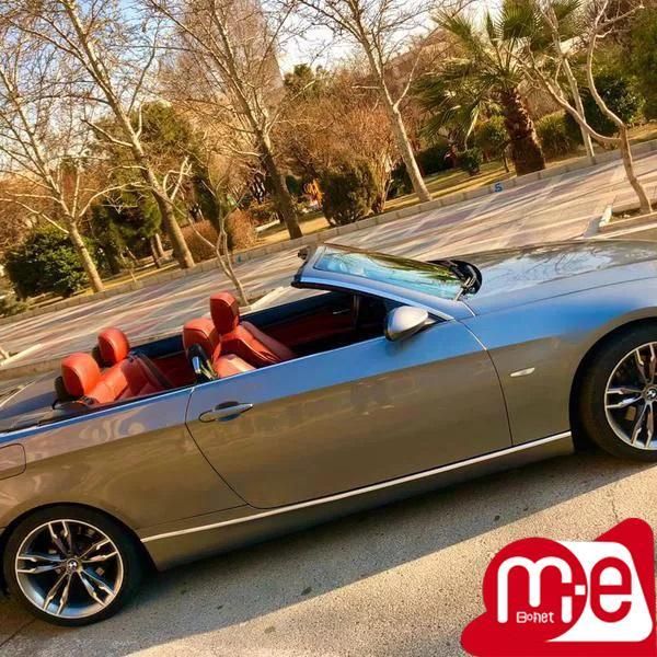 اجاره خودرو BMW 330i/رنت خودرو