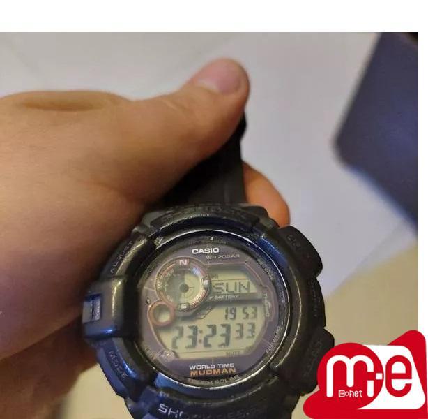 ساعت جی شاک کاسیو g9300 ژاپن اصلی