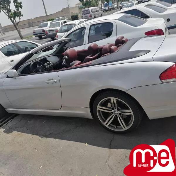اجاره خودرو BMW330کروک