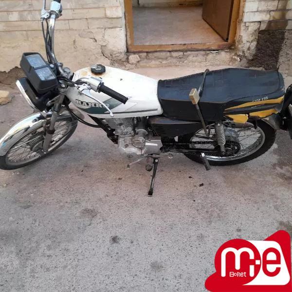 موتورسیکلت هندا۸۲