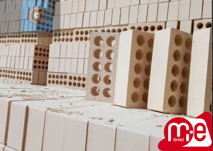 فروش انواع مختلف مصالح ساختمانی بلوکه اجر سفال