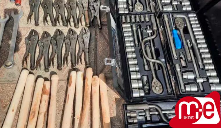 پخش انواع ابزار آلات صنعتی در مشهد