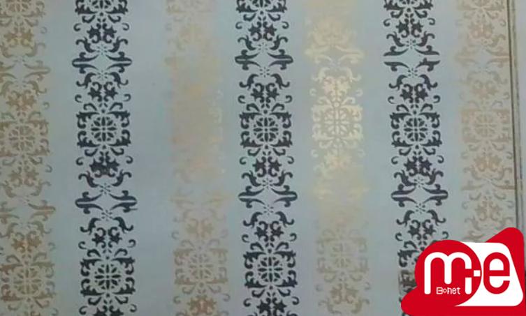 نقاشی ساختمان عبدی سرتاسر مشهد